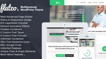 Download Flatco v.4.3 - Multipurpose & Responsive WordPress Theme Free