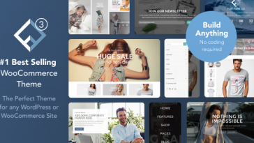 Download Flatsome v.3.6.2 - Multi-Purpose Responsive WooCommerce Theme Free