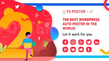 Download FS Poster WordPress auto poster & scheduler - Free Wordpress Plugin