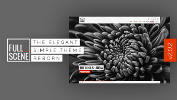 Download FullScene - Portfolio / Photography WordPress Theme Free