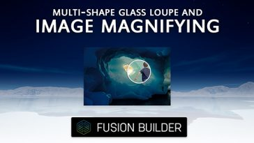 Download Fusion Builder Multi-Shape Glass Loupe & Image Magnifying Element Addon for Avada v5  - Free Wordpress Plugin