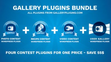 Download Gallery Plugins Bundle  - Free Wordpress Plugin