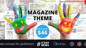 Download GDN - Magazine Theme Free