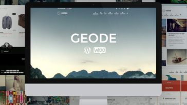 Download Geode v.1.0.0 - Elegant eCommerce Multipurpose Theme Free