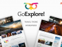 Download GoExplore! - Travel WordPress Theme Free