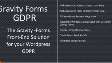 Download Gravity-Forms GDPR  - Free Wordpress Plugin