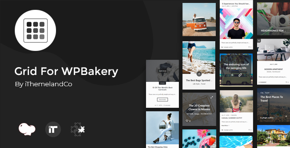 Download Grid For WPBakery Page Builder (Visual Composer) – Free WordPress  Plugin