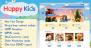 Download Happy Kids v.3.3.1 – Children WordPress Theme Free