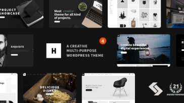 Download Heli - Creative Multi-Purpose WordPress Theme Free