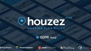 Download Houzez - Real Estate WordPress Theme Free