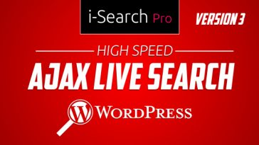 Download i-Search Pro Ultimate Live Search - Free Wordpress Plugin