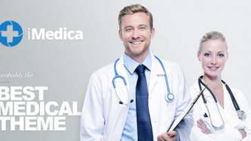 Download iMedica - Responsive Medical & Health WP Theme Free