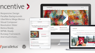 Download Incentive - Responsive All-Purpose Theme Free
