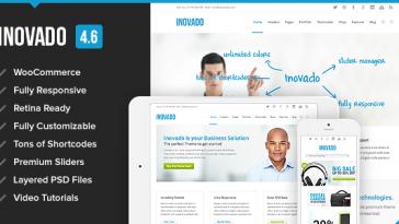 Download Inovado - Retina Responsive Multi-Purpose Theme Free