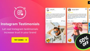 Download Instagram Testimonials Plugin for WordPress  - Free Wordpress Plugin