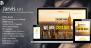 Download Jarvis – Onepage Parallax WordPress Theme Free