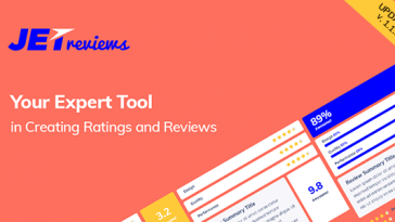 Download JetReviews Reviews Widget for Elementor Page Builder - Free Wordpress Plugin