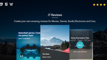 Download JT Reviews  - Free Wordpress Plugin