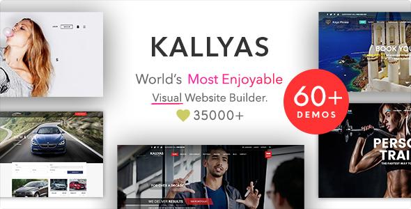 Download KALLYAS - Creative eCommerce Multi-Purpose WordPress Theme Free