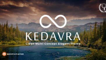 Download Kedavra v.1.8 - Clean Multi-Concept Elegant Theme Free