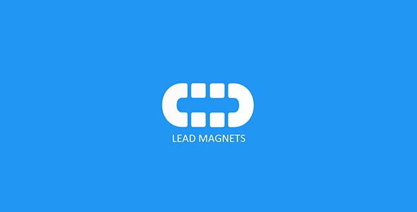 Download Lead Magnets pro  - Free Wordpress Plugin