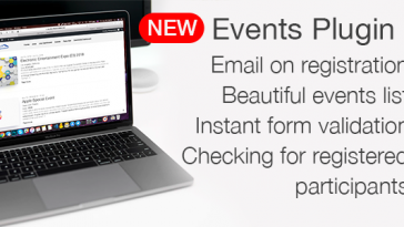 Download Lifelabs Events  - Free Wordpress Plugin