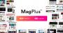 Download MagPlus  – Blog & Magazine WordPress theme for Blog, Magazine Free