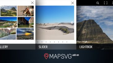 Download MapSVG.Gallery: gallery / slider / lightbox add-on for MapSVG WordPress mapping plugin - Free Wordpress Plugin