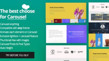 Download Master Carousel for WPBakery Page Builder (formerly Visual Composer)  - Free Wordpress Plugin