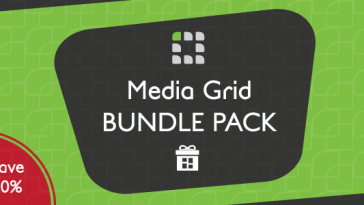Download Media Grid WordPress Bundle Pack - Free Wordpress Plugin