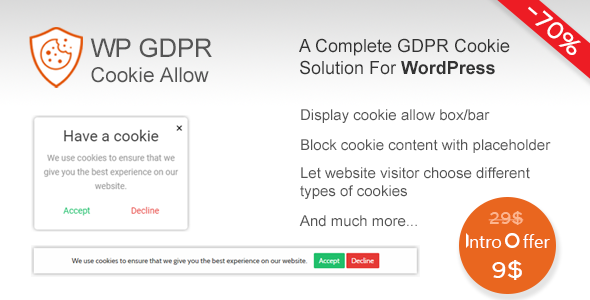 Download Mega GDPR Compliance toolkit for WordPress  - Free Wordpress Plugin