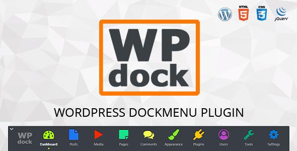 Download Menu WordPress plugin  Wpdock - Free Wordpress Plugin