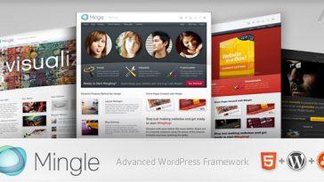 Download Mingle - Multi-purpose WordPress Theme Free