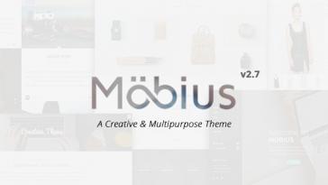 Download Mobius v.3.0.0 - Responsive Multi-Purpose WordPress Theme Free