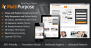 Download MultiPurpose v.4.0.1 - Responsive WordPress Theme Free
