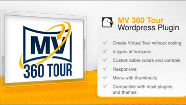 Download MV 360 Tour  - Free Wordpress Plugin