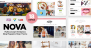 Download NovaBlog v.2.4 - Multi-Concept Blog / Magazine WordPress Theme Free