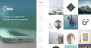Download Omm - a carefully handcrafted, clean, minimal & responsive WP portfolio theme with a sidebar menu Free