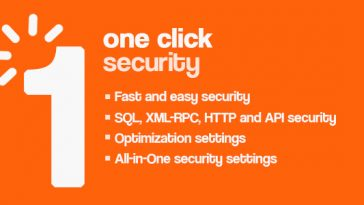 Download One Click Wordpress Security - Free Wordpress Plugin