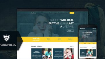 Download Philanthropy - Nonprofit WordPress Theme Free