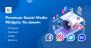Download Premium Social Media Widgets for Elementor  - Free Wordpress Plugin