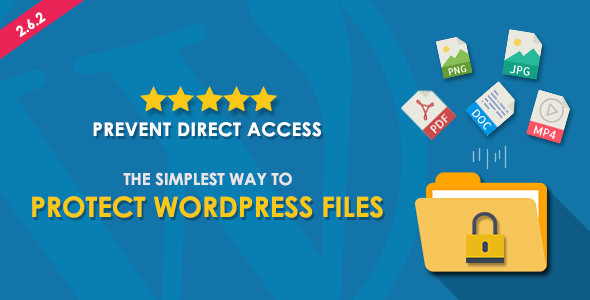 Download Prevent Direct Access: Protect WordPress Files  - Free Wordpress Plugin