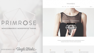 Download Primrose v.1.4.0 - A Minimal WooCommerce WordPress Theme for Creative eCommerce Websites Free