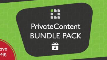 Download PrivateContent WordPress Bundle Pack - Free Wordpress Plugin