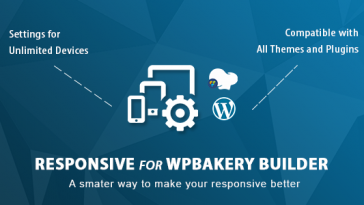 Download Responsive for WPBakery Page Builder (formerly Visual Composer)  - Free Wordpress Plugin