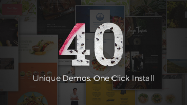 Download Sage v.5.6 - WordPress Restaurant Theme Free