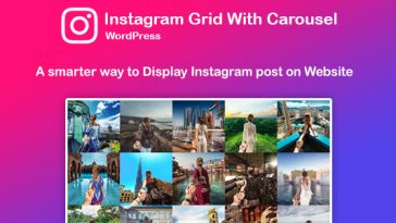 Download Saragna Instagram Feed : Grid and Carousel for WordPress - Free Wordpress Plugin