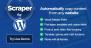 Download Scraper Automatic Content Crawl and Post Plugin for Wordpress - Free Wordpress Plugin