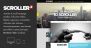 Download Scroller v.2.3 - Parallax, Scroll & Responsive Theme Free