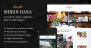 Download Shiroi Hana - An Elegant Blogging Theme Free